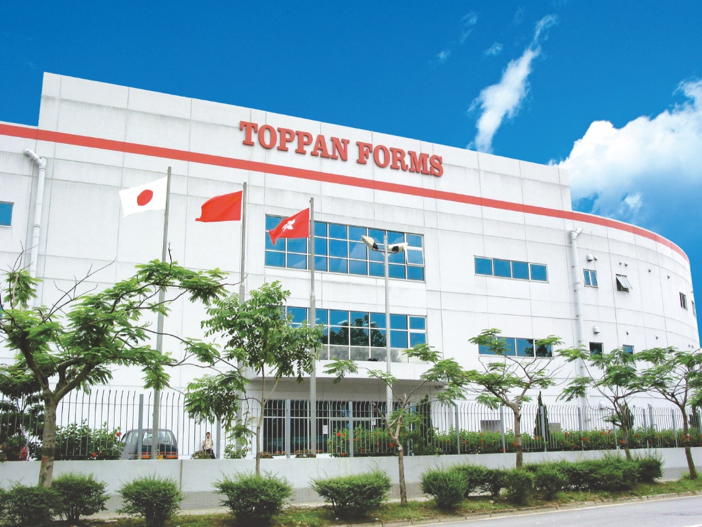 Data Products Toppan Forms