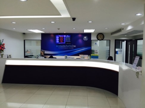 The Thai Life Assurance Association Office 01