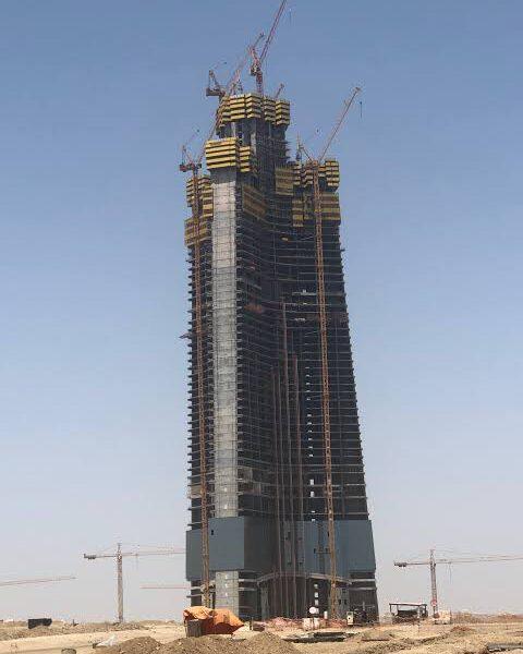 ฝันที่ไม่เป็นจริง ฝันจะมีตึกสูงที่สุดในโลกสูง 1 กิโลเมตร จะเสร็จในปี 2020
